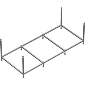 Каркас для ванны Am.Pm Like 170х70 (W80A-170-070W-R) панель фронтальная am pm like w80a 150 070w p