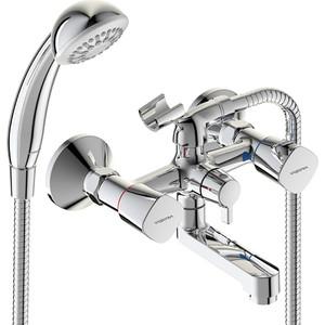 Смеситель для ванны Vidima Квадро с душем (BA344AA)
