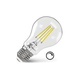 Филаментная светодиодная лампа X-flash XF-E27-FLD-A60-6W-2700K-230V (арт.48717)