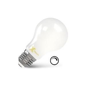 Филаментная светодиодная лампа X-flash XF-E27-FLMD-A60-6W-2700K-230V (арт.48724)
