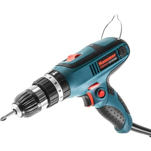 Сетевой шуруповерт Hammer DRL320 Premium