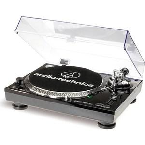 Виниловый проигрыватель Audio-Technica AT-LP120BK-USBHS10 виниловый проигрыватель audio technica at lp3