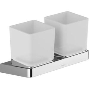 Стакан для ванны Ravak 10 двойной, хром (X07P322)