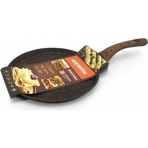 Сковорода для блинов d 24 см Appetite Brown Stone (BR6241)
