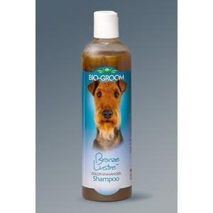 Шампунь-кондиционер BIO-GROOM Bronze Lustre Color Enhancer Shampoo бронзовый для собак 355мл (21512)