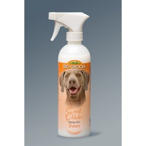 Блеск-антиколтун BIO-GROOM Bio-Groom Coat Polish блеск антиколтун для собак 473мл (40216)