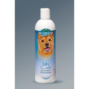 Шампунь BIO-GROOM Wiry Coat Shampoo текстурирующий без слез для жесткой шерсти для собак 355мл (22012) шампунь для кошек и собак bio groom so gentle гипоаллергенный 3 8 л