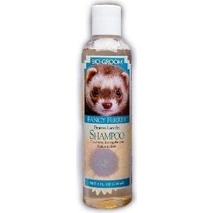 Шампунь BIO-GROOM Fancy Ferret Protein-Lanolin Shampoo с протеином-ланолином для хорьков 236мл (71008)