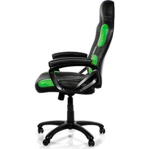 Компьютерное кресло для геймеров Arozzi Enzo green цены онлайн