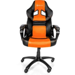 Компьютерное кресло для геймеров Arozzi Monza orange