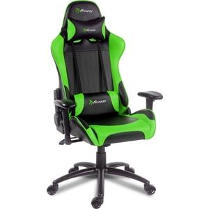 Компьютерное кресло для геймеров Arozzi Verona-V2 green цена и фото
