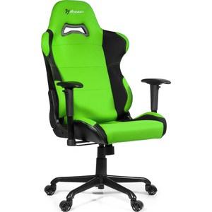 Компьютерное кресло для геймеров Arozzi Torretta XL-Fabric green цена и фото