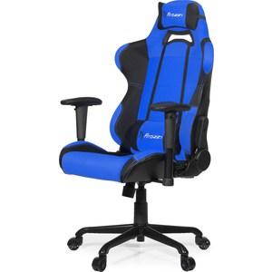 Компьютерное кресло для геймеров Arozzi Torretta XL-Fabric blue цена и фото