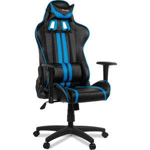 Компьютерное кресло для геймеров Arozzi Mezzo blue компьютерное кресло для геймеров arozzi verona pro blue