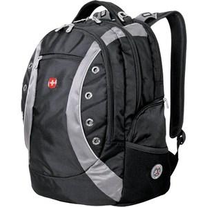 цены Рюкзак городской Wenger ZOOM черный/серый (1191215)