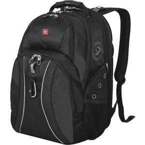 цена на Рюкзак дорожный Wenger серый/черный (12704215)