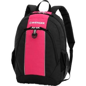 Рюкзак дорожный Wenger чёрный/красный (17222015) wenger wenger рюкзак для подростков 20 л чёрный красный