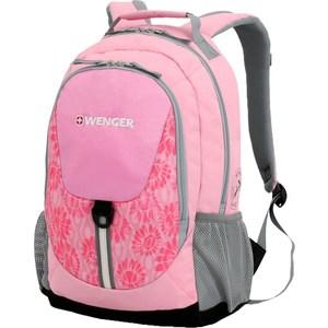 Рюкзак дорожный Wenger розовый (31268415) цена и фото