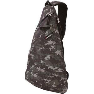 Рюкзак дорожный Wenger с одним плечевым ремнем камуфляж 17 л (2310600550)