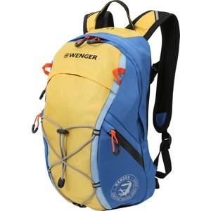Рюкзак дорожный Wenger желтый/синий (3053347402)