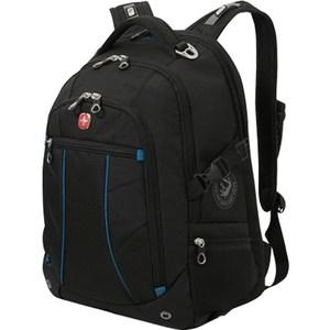 Рюкзак дорожный Wenger черный (3118203408) цена 2017