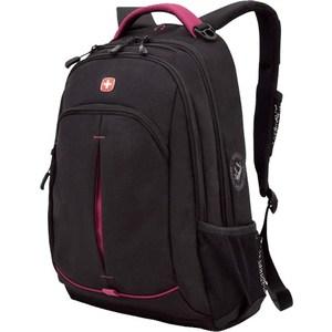 Рюкзак дорожный Wenger черный/фуксия (3165208408) brauberg рюкзак пурпур цвет черный фуксия