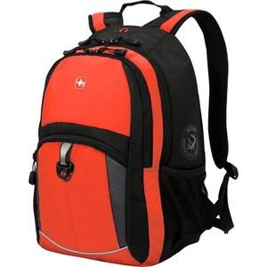 цена на Рюкзак дорожный Wenger оранжевый/черный/серый (3191207408)