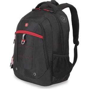 Рюкзак городской Wenger 15 черный/красный (5918201419) 29 л цена и фото