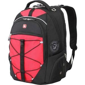 Рюкзак дорожный Wenger чёрный/красный (6772201408) 30 л цена и фото