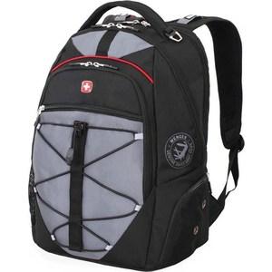 Рюкзак дорожный Wenger чёрный/серый (6772204408) 30 л цена и фото