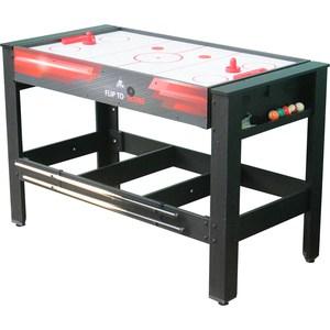 Игровой стол - трансформер DFC DRIVE 2 в 1 (ES-GT-48242) (аэрохоккей, бильярд)