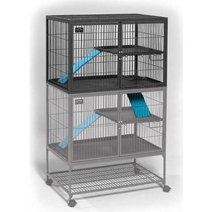Надстройка-этаж Midwest Ferret Nation (No Tools) Add-On - Single Unit к клетке для хорьков 91,4x63,5x62,2h см