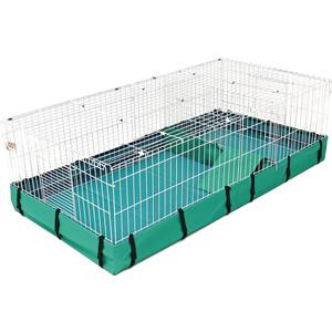 Клетка Midwest Guinea Habitat Plus 120x60x36h см для морских свинок