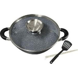 Сковорода-вок d 30 см Kelli (KL-4069-30)