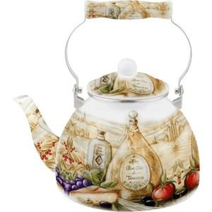 Чайник эмалированный 4.0 л Kelli (KL-4430)
