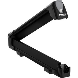 Крепление Thule SnowPack для перевозки 4-х пар лыж/2-х сноубордов, черного цвета (732406) цена