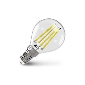 купить Филаментная светодиодная лампа X-flash XF-E14-FL-P45-4W-4000K-230V (арт.48014) по цене 198.5 рублей