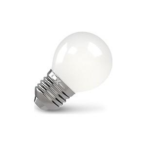 Филаментная светодиодная лампа X-flash XF-E27-FLM-P45-4W-2700K-230V (арт.48090) филаментная светодиодная лампа x flash xf e27 fl c35 4w 2700k 230v арт 48861