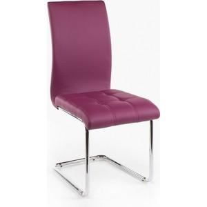 Стул Woodville Merano фиолетовый