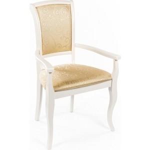 Стул деревянный Woodville Milano молочное стул woodville mn ac milano butter white fab 168 b