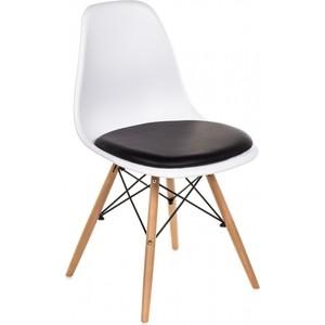 Стул деревянный Woodville PC-011 белый/черный стул деревянный woodville zara