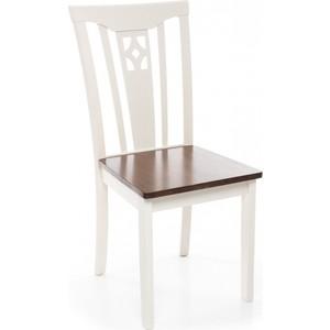 Стул деревянный Woodville Lira butter white стул woodville mn ac milano butter white fab 168 b
