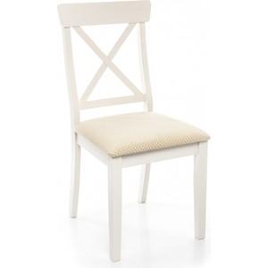 Стул деревянный Woodville Bern butter white стул woodville mn ac milano butter white fab 168 b