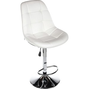 лучшая цена Барный стул Woodville EAMES белый