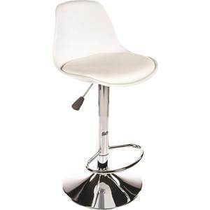 Барный стул Woodville Soft белый
