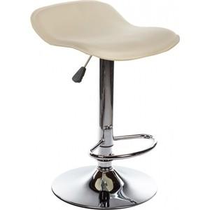 Барный стул Woodville Roxy бежевый