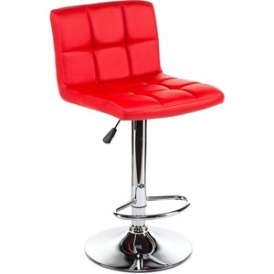 Барный стул Woodville Paskal красный