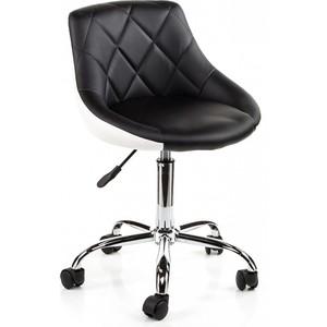 Компьютерное кресло Woodville Combi черный/белый