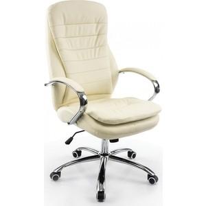 Компьютерное кресло Woodville Tomar кремовое