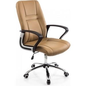 цена Компьютерное кресло Woodville Blanes бежевое онлайн в 2017 году
